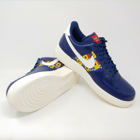 Nike Other - Nike Air Force 1 Low 07 LV8 Nautical Pack Mens